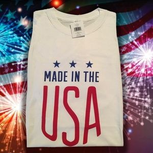 MADE IN THE USA Tee 👕  🇺🇸⭐⭐⭐🇺🇸